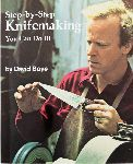 BK205 Book Step-by-Step Knifemaking