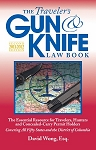 BKLAW  Traveler's Gun and Knife Law Book