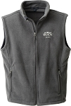 BU6354 Buck Men's Zip-Up Vest.