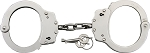 MI220041SL    Scorpion Handcuffs Silver